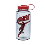 Gray Bottle With Daredevil And Red Cap