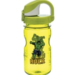 Green Bottle With Hulk And Iguana Cap