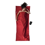COCOON Travel Sheets Cranberry