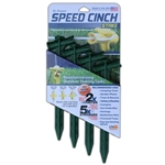 Speed Cinch Tent Stake Green (Pack of 4)