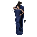 Cocoon Microfiber Mummy Liner Twilight Blue